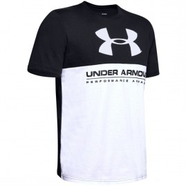 Pánské Tričko Under Armour Performance Apparel Color Blocked SS