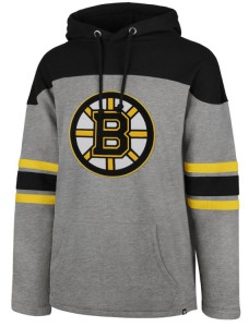Mikina Boston Bruins '47 Huron Hood