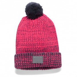 Pletená Čepice Under Armour Girls Shimmer Pom Beanie