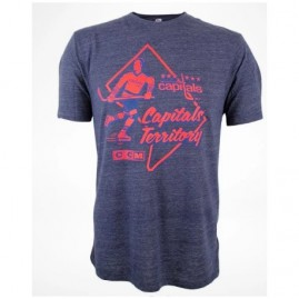 Tričko Washington Capitals Territorial Tee