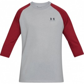 Tričko Under Armour Sportstyle Left Chest 3/4 Tee