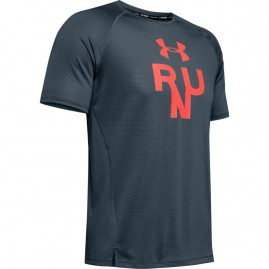 Pánské Tričko Under Armour Qualifier Glare Shortsleeve