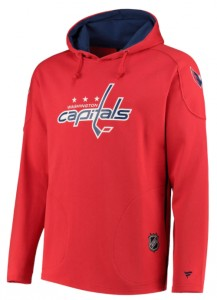 Mikina Washington Capitals Franchise Overhead Hoodie