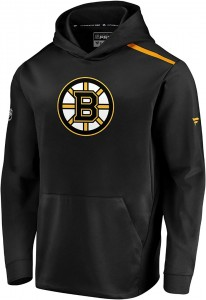 Mikina Boston Bruins Rinkside Synthetic Pullover Hood