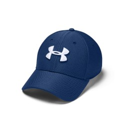 Kšiltovka Under Armour Men's Heathered Blitzing 3.0 Blue