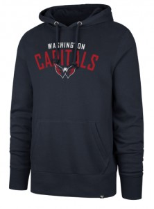Mikina Washington Capitals Outrush '47 Headline Pullover Hood