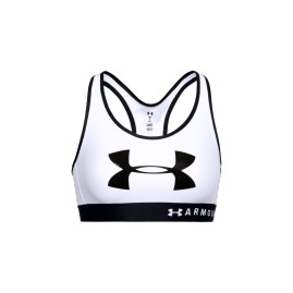 Dámská Podprsenka Under Armour Mid Keyhole Graphic