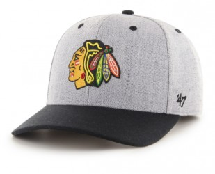 Kšiltovka Chicago Blackhawks Storm Cloud TT '47