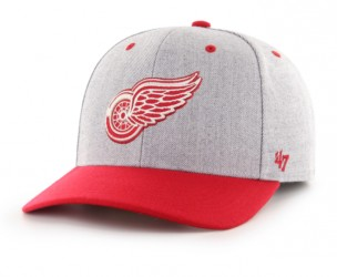 Kšiltovka Detroit Red Wings Storm Cloud TT '47