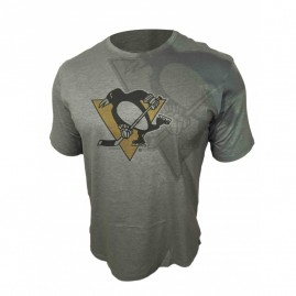 Tričko Pittsburgh Penguins Shadow Logo Tee