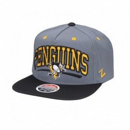 Snapback Pittsburgh Penguins Zephyr Phenom