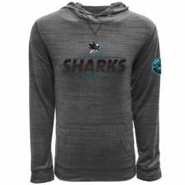 Mikina San Jose Sharks Static Hood